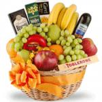 Fruit basket to Palm Beach Florida
