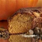 pumpkin-spice coffee cake gift