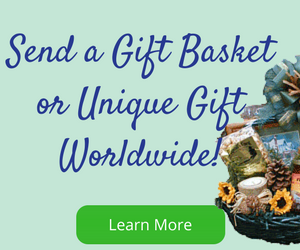 Send a gift basket worldwide